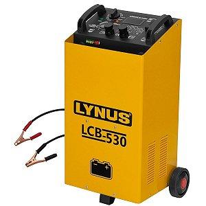 Carregador de Bateria Carro Caminhão P. Auxil. Lcb530 Lynus