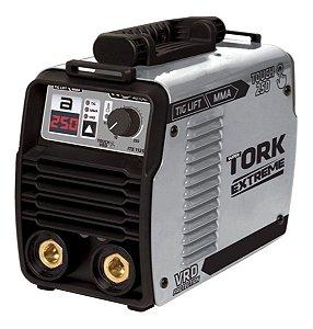 Inversor Solda Eletrodo Tig Supertork Extreme Ite11250 220v