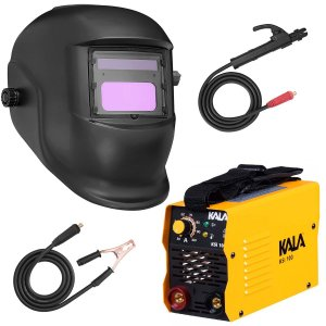 Inversor de Solda Eletrodo Tig Kala Ksi100 100a 220v com Máscara Automática Kk0