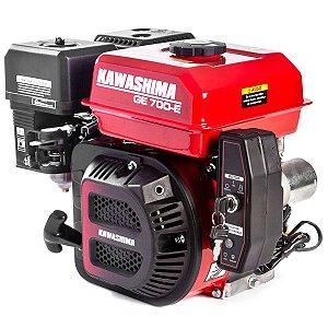 Motor a Gasolina Kawashima Ge700e 7hp 212cc P. Elétrica K7p
