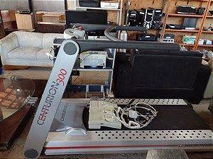 Esteira Ergométrica Centurion 300  teste de esforço cardiopulmonar acessórios