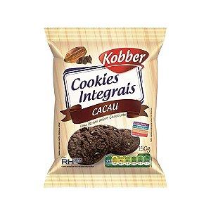 COOKIE INTEGRAL CACAU GOTAS CHOCOLATE 65G KOBBER