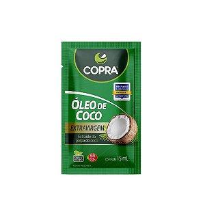 OLEO COCO EXTRA VIRGEM SACHE 15ML COPRA