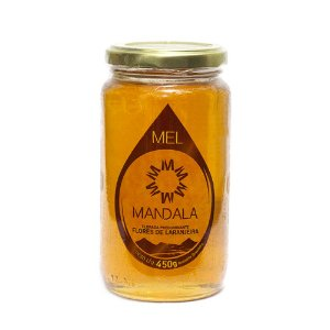 MEL LARANJEIRA 450G MANDALA