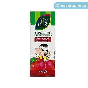 SUCO MAÇÃ 200ML LIFE MIX KIDS