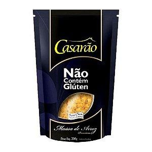 MACARRÃO AVE MARIA SEM GLÚTEN 200G CASARÃO