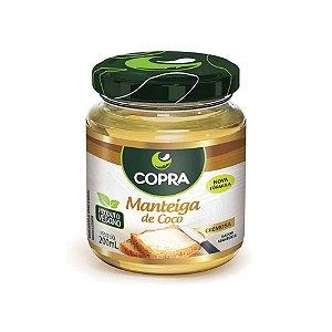 MANTEIGA DE COCO 200G COPRA