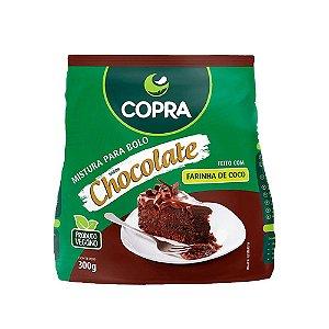 MISTURA BOLO CHOCOLATE 300G COPRA