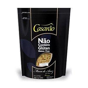 MACARRÃO AMORI PREMIUM SEM GLÚTEN 200GR CASARÃO