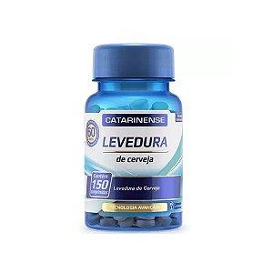 LEVEDO DE CERVEJA 150 CÁPSULAS CATARINENSE