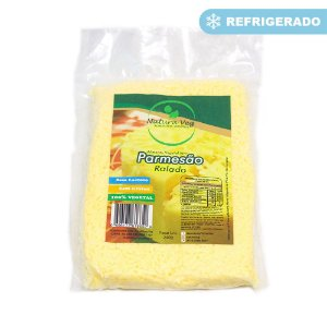 QUEIJO VEGETAL PARMESÃO RALADO 240G NATURA VEG