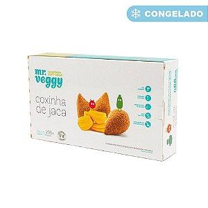 COXINHA DE JACA VEGANA 296G MR VEGGY