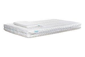 Colchão para Berço com Travesseiro Premium - Bell Baby
