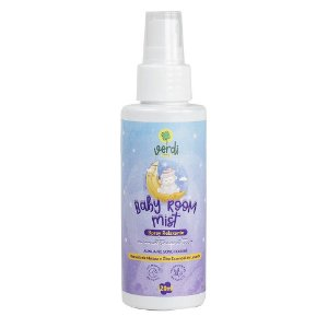 Baby Room Mist Spray Relaxante Aromaterapêutico com Hidrolato de Melissa e Óleo Essencial de Lavanda - Verdi Natural