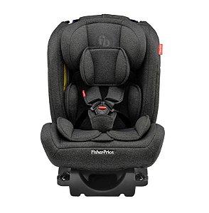 Cadeira para Auto com Isofix All Stages Fix 2.0 de 0 a 36Kg Preto - Fisher Price