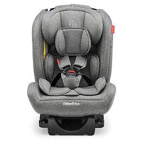 Cadeira para Auto com Isofix All Stages Fix 2.0 de 0 a 36Kg Cinza - Fisher Price