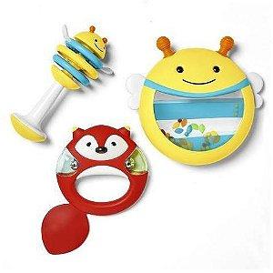 Brinquedo Kit de Instrumentos Musicais - Skip Hop