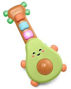 Brinquedo Interativo Guitarra Abacate Rock-A-Mole - Skip Hop