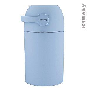 Lixeira Mágica Anti-Odor para Fraldas Azul - Kababy