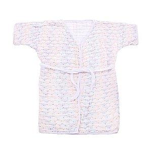 Roupão Soft Premium Urso - Papi Baby