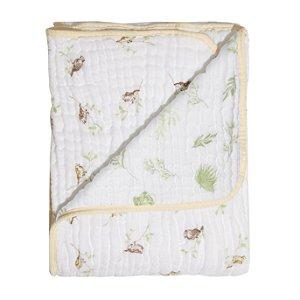 Cobertor Soft Bamboo Mami Canarinho - Papi Baby