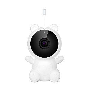 Babá Eletrônica Wifi Peek-A-Boo com Câmera Bivolt - Multikids Baby