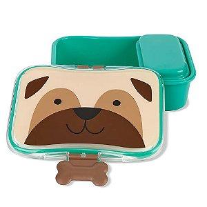 Kit Lanche ZOO Cachorro Pug - Skip Hop