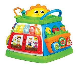 Cubo de Atividades Jardim Encantado Yes Toys - Winfun