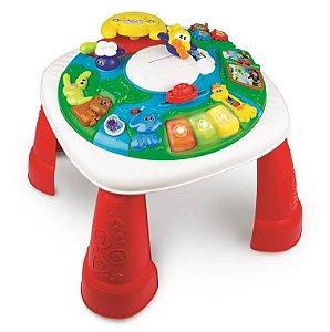 Mesa de Atividades Viagem pelo Mundo Yes Toys - Winfun