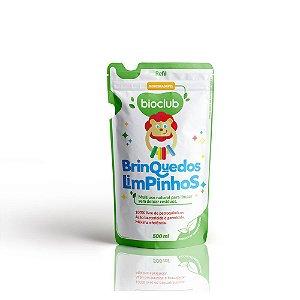 Refil Brinquedos Limpinhos 500ml - Bioclub Baby