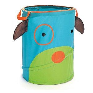 Organizador Cilíndrico para Brinquedos e Diversos Cachorro - Skip Hop