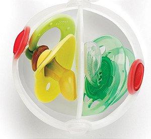 Paci Egg - Porta Chupetas com 2 Compartimentos - Skip Hop