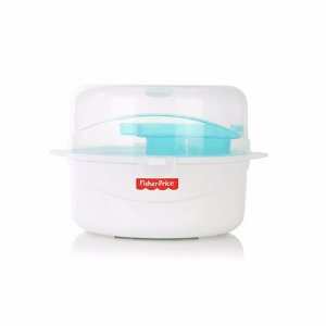 Esterilizador a Vapor de Microondas para Mamadeiras e Acessórios Multikids - Fisher Price