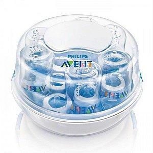 Esterilizador de Mamadeira Avent para Microondas - Philips Avent