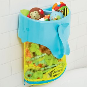Organizador de Brinquedos de Banho Baleia Moby Scoop & Splash - Skip Hop
