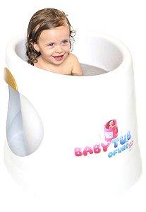 Banheira Ofurô Branco - Baby Tub