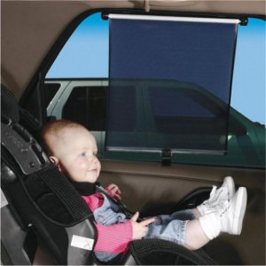 Protetor Solar Retrátil para Carro (02 unidades) - Jolly Jumper