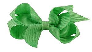 Laço para Cabelo Verde Claro M - Gumii