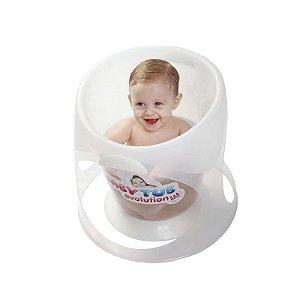 Banheira para Bebês Evolution Branco - Baby Tub