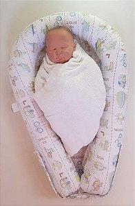 Ninho U-Baby Redutor de Berço Transportes - Colo de Mãe