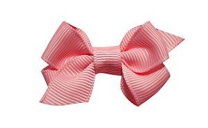 Laço para Cabelo Rosa Pérola P (Tic-Tac)  - Gumii