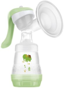 Extrator de Leite Manual Breast Pump - MAM