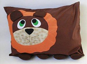 Travesseiro Infantil Leão - Colo de Mãe