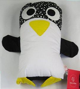 Naninha Travesseiro Pinguim - Colo de Mãe