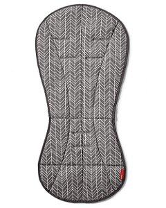 Protetor de Assento para Carrinho de Bebê Grey Feather - Skip Hop