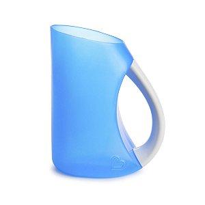 Caneca Macia para Enxague no Banho Azul - Munchkin