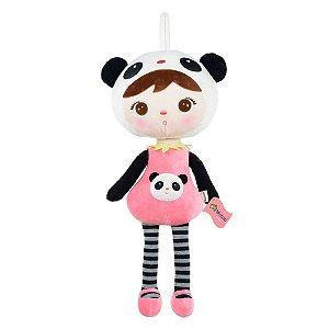Boneca Metoo Doll Jimbao Panda Girl - Metoo