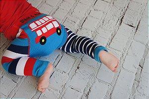 Meia Calça Legging Ônibus - Blade and Rose