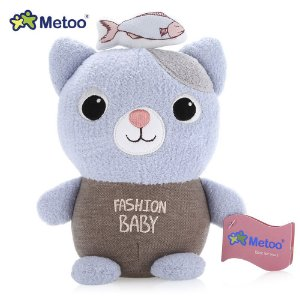 Pelúcia Metoo Gatinho Doll Magic Toy - Metoo