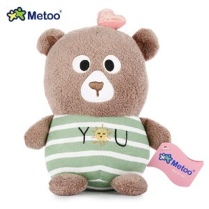 Pelúcia Metoo Urso Doll Magic Toy - Metoo